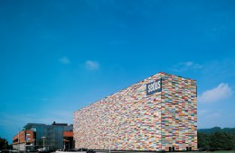 Sedus fabriks- och lagerlokal i Tyskland