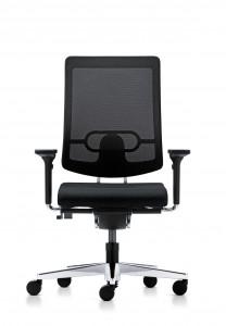 Black Dot Net tillhör våra mest populära arbetsstolar. Kvalitet, ergonomi och design när det är som bäst.